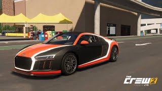 The Crew 2 | Darius Audi R8