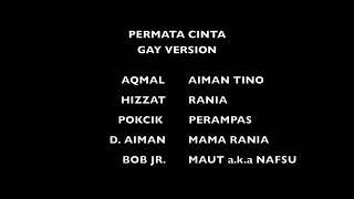 Aiman Tino - Permata Cinta Parody (gay version)