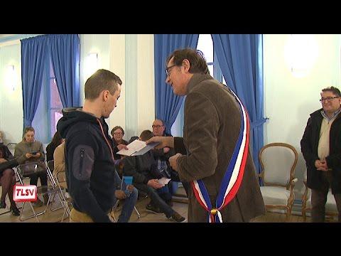 Luçon : cérémonie citoyenne pour les jeunes électeurs