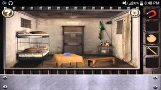 Игра escape the prison room прохождение 3 уровень