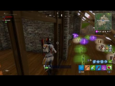 Fortnite 4 kills with pump