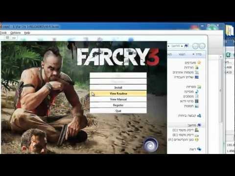 מדריך להורדת והתקנת Far Cry 3 בחינם למחשב