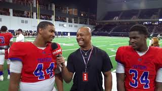 Duncanville Defeats Southlake Carroll 51-7 will Face Allen in State Semi Final