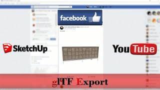 Como publicar y compartir un modelo 3d en Facebook