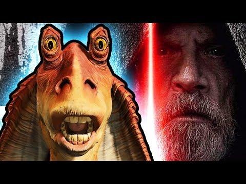 Top 10 Wildest Star Wars Fan Theories for The Last Jedi   TGN