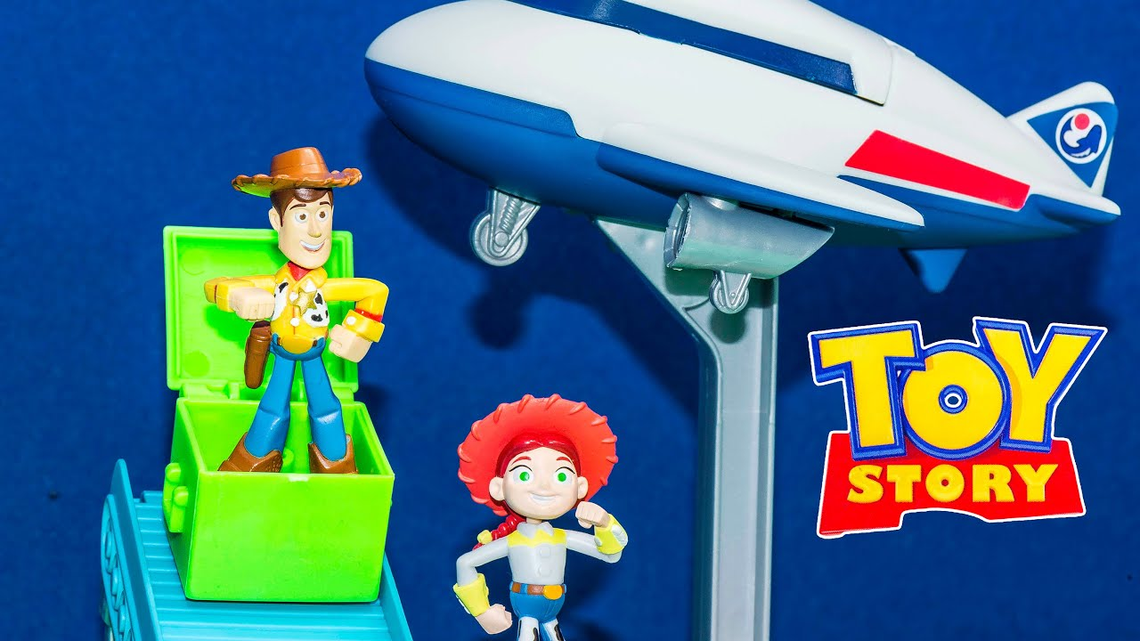 Action Toys Toy Story Action Links
