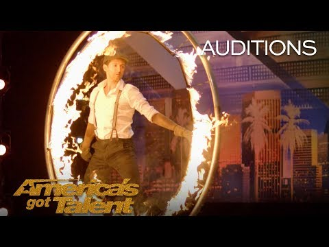 The Danger Is Real This Season On AGT - America's Got Talent 2018