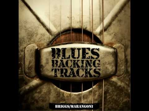 Blues Backing Track in A -Texas Shuffle Key of A (Stevie Ray Vaughan Style) Briggs/Marangoni