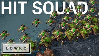 StarCraft 2: SWARM HOST HIT SQUAD!