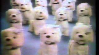 Duracell Freddy Dog 1980