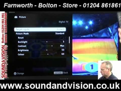 Sony KDL-32EX523(KDL32EX523)Video Review-Bravia 32 Inch LED