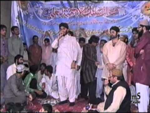 Burhaan Raza Qadri By Sohna Aya Ty Saj Gay Ny Galya Bazar {ms Sutdio 0324-4642932} video