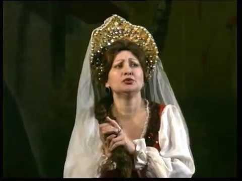 Тамара синявская сцена и ария любаши из оперы царская невеста