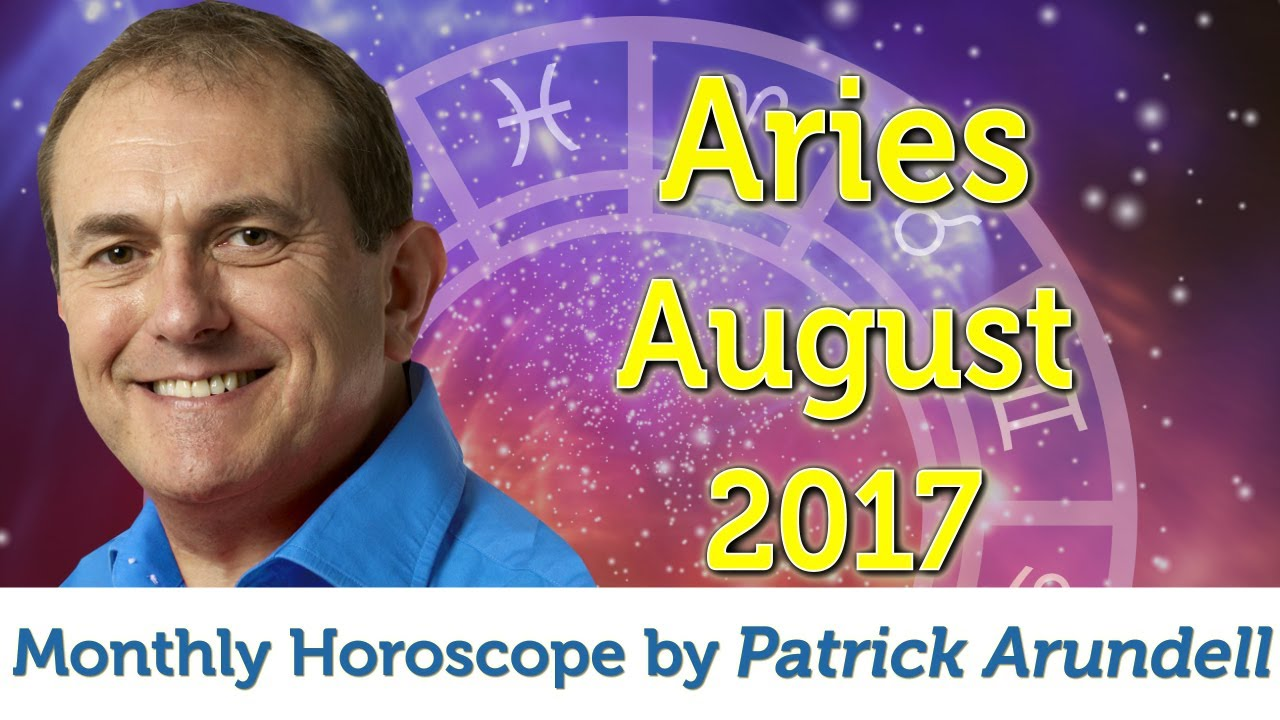 Monthly Horoscopes August 2017