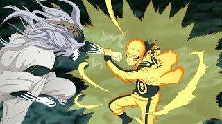 Naruto & Sasuke VS Momoshiki | Reactie Boruto Ep. 64