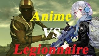 Fallout New Vegas Mod: Anime VS 300 Legionaire