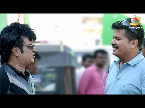Rajini's 2.0 : 100 days of shoot finished and more interesting details | Latest News