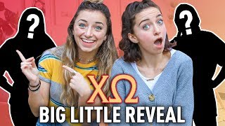 Sorority BIG LITTLE Reveal! | Chi Omega at Baylor 2019
