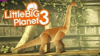 LittleBIGPlanet 3 - Dinosaur Mechs [Herbivorous by KILLZONE3265] - PS4