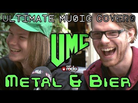 ULTIMATE MUSIC COVERS - Metal & Bier!
