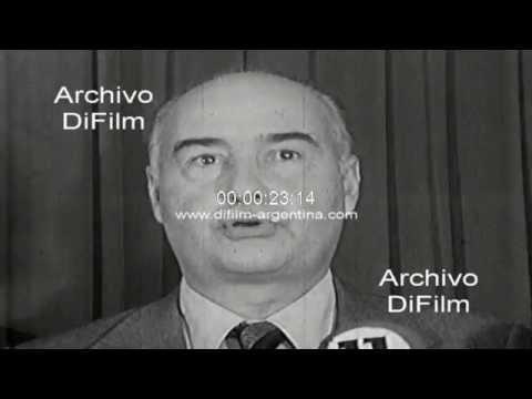 DiFilm - Juan Alemann normas de control para evadir impuestos 1977