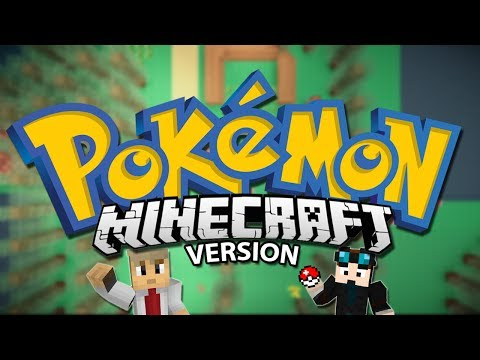 Minecraft   POKEMON: MINECRAFT VERSION! (Pixelmon X & Y Celebration!)   Mods Showcase