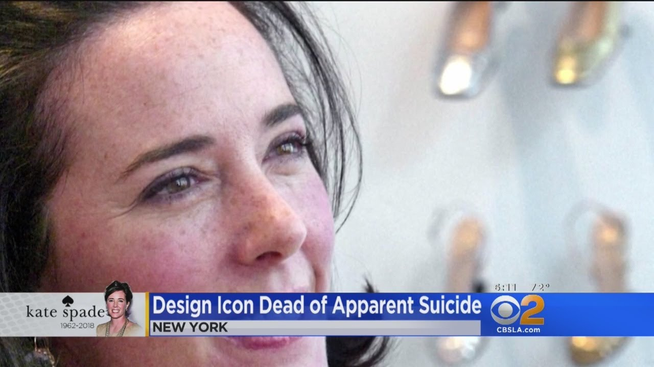 Design Icon Dead Of Apparent Suicide
