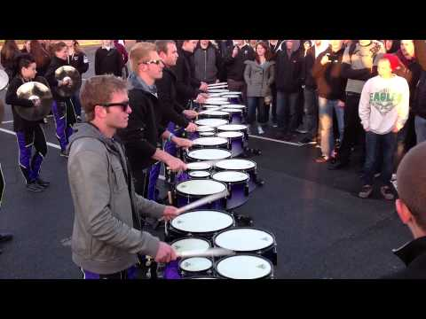 Matrix Percussion 2013 WGI Finals lot
