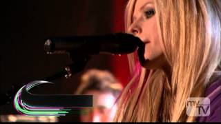 Avril Lavigne - Complicated Live from The Roxy Theater HD