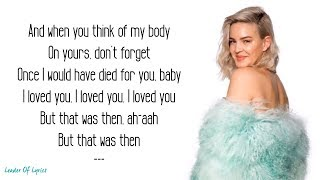 Anne-Marie - THEN (Lyrics)