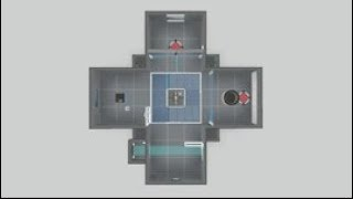 """[Portal 2] """"Minimalism [Chamber: Mu]"""" by SevenSilhouette"""