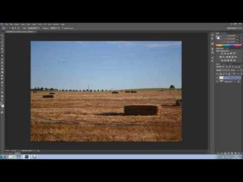 Content Aware in Photoshop