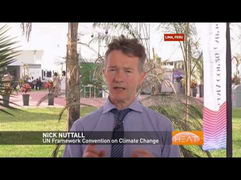The Heat discusses changes to climate policy at UN summit in Peru