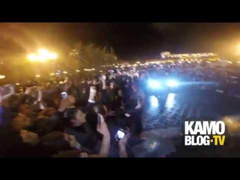 Կիմ Քարդաշյանը Երևանում Kim Kardashian in Armenia www Kamoblog TV Yerevan