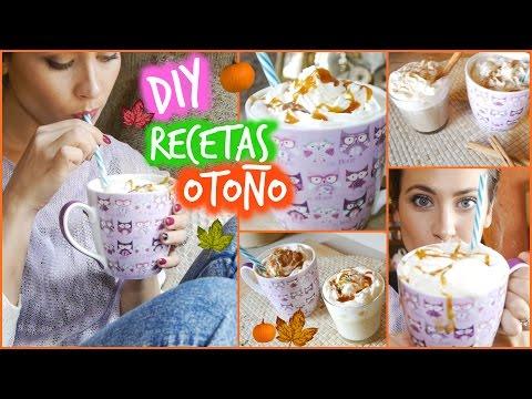 Recetas: Haz bebidas deliciosas ♥ Té Chai Latte+Chocolate Blanco Especiado!