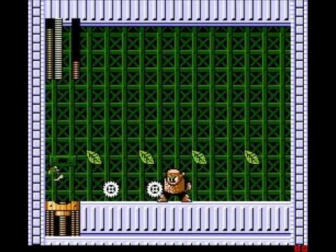 Mega Man 2 No Hit Run Ep 13 - Boss Room Part 2))