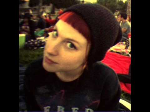 Hayley Williams 2004 - 2012 transformación