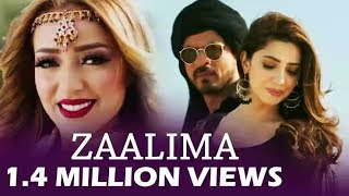 download lagu Zaalima Arabic Version Song - Raees 2017 Movie Full gratis