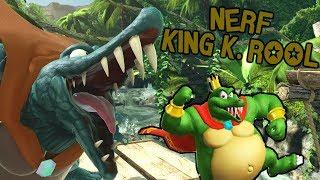 Nerf King K. Rool (Super Smash Bros. Ultimate Montage)