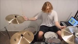 Download Lagu Turnstile - Can't Get Away (Drum Cover) Gratis STAFABAND