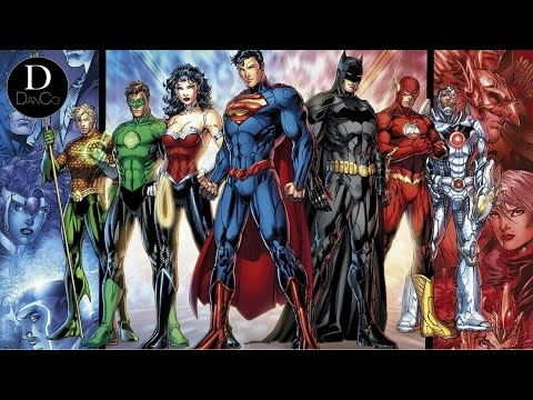Top 5 Surprising Justice League Facts
