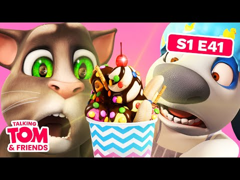 Talking Tom and Friends - Hank's New Job (Season1 Episode 41)