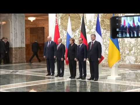 Minsk Peace Talks: Poroshenko says Putin's conditions for peace are unacceptable