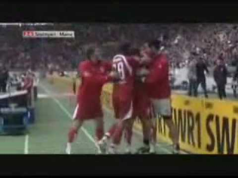 Mario Gomez and the VfB Stuttgart Video