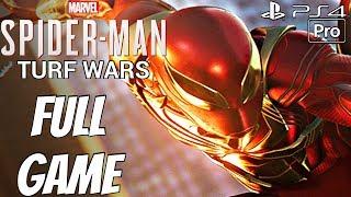 SPIDER-MAN PS4 - Turf Wars DLC Gameplay Walkthrough Part 1 FULL GAME