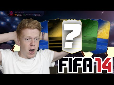 WHAT THE F&%K 100K PACKS - FIFA 14
