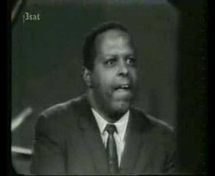 Jazz Piano Workshop 1965 Jaki Byard