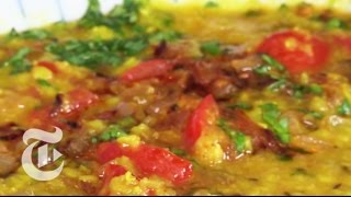 Cooking Dal Tarka - Mark Bittman