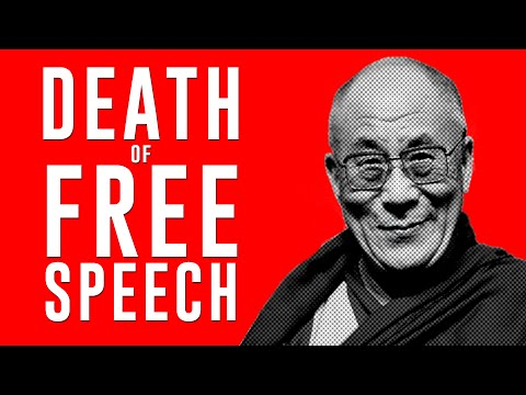 EU to the  Dalai Lama: You're a RACIST and a BIGOT