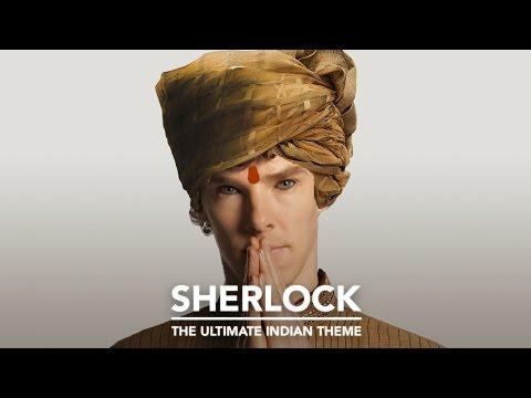 BBC's Sherlock Theme  - The Indian Version - Mahesh Raghvan